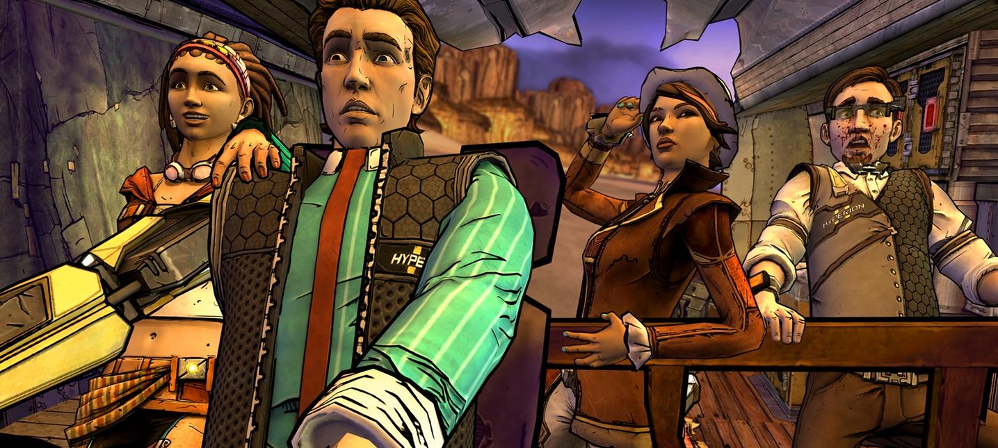 Второго сезона Tales from the Borderlands может не быть из-за плохих продаж