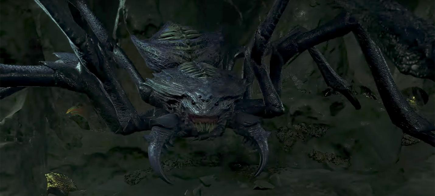 40 минут геймплея Middle-earth: Shadow of War на PC