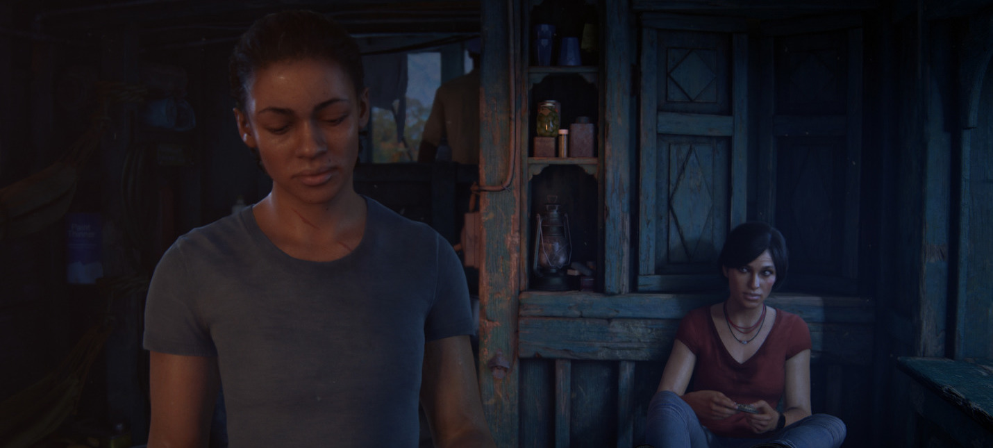 Новый трейлер Uncharted: The Lost Legacy