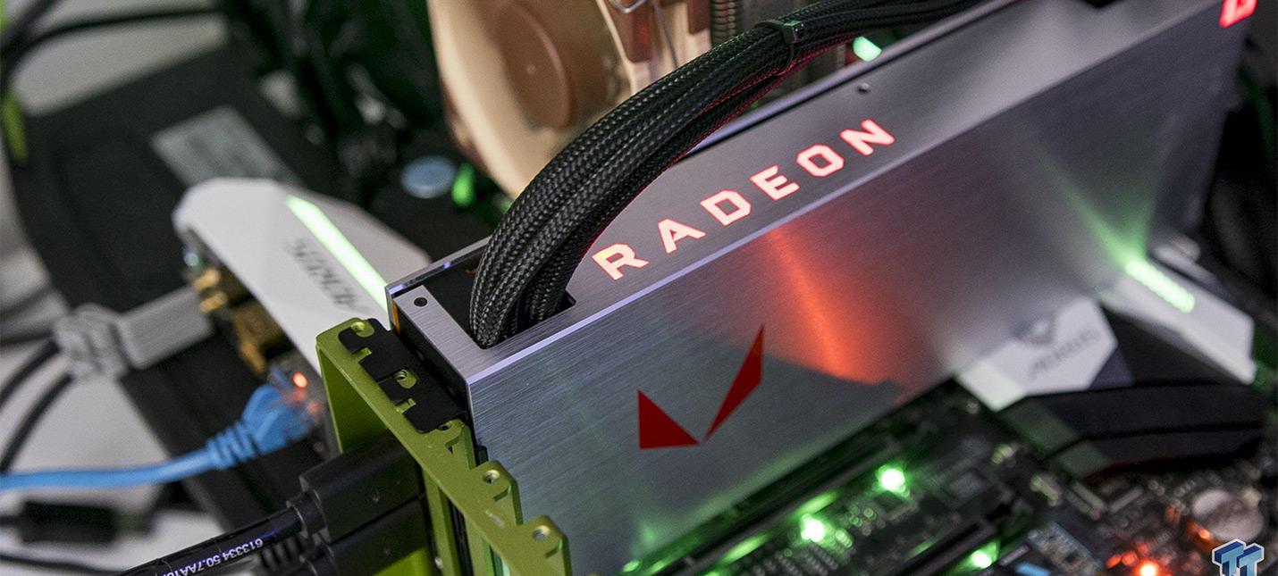Больше игровых тестов AMD RX Vega 56 и Vega 64