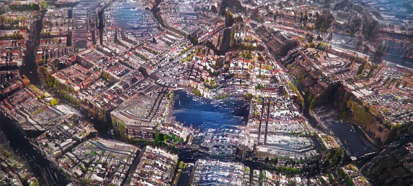 Город тысячи фракталов — бесконечное погружение