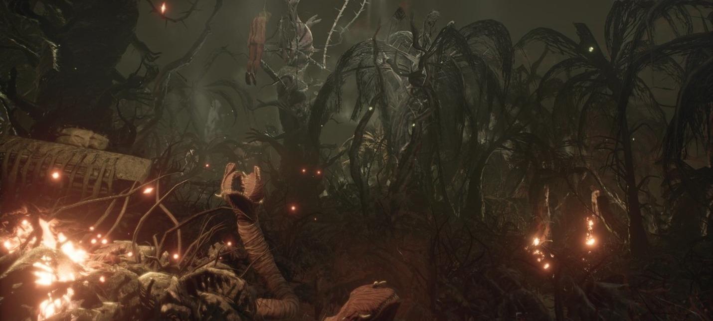 Gamescom 2017: скриншоты Agony