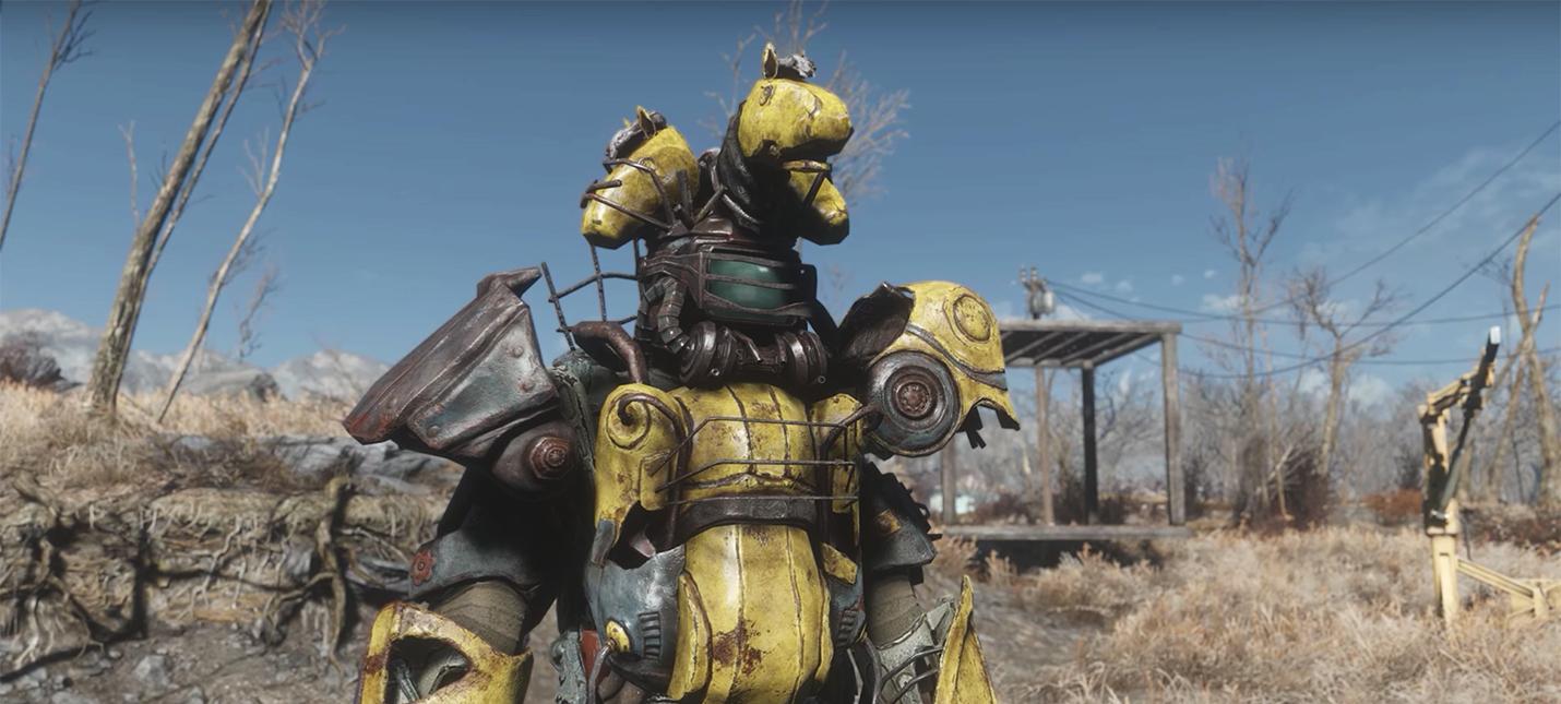 Геймеры не впечатлены ценами и контентом платных модов Fallout 4