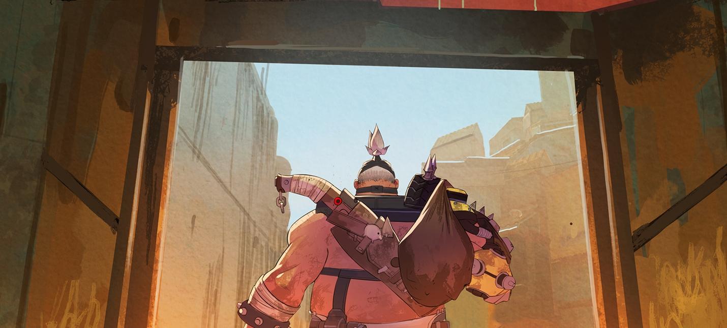 Новый комикс Overwatch рассказывает про Турбосвина и Крысавчика