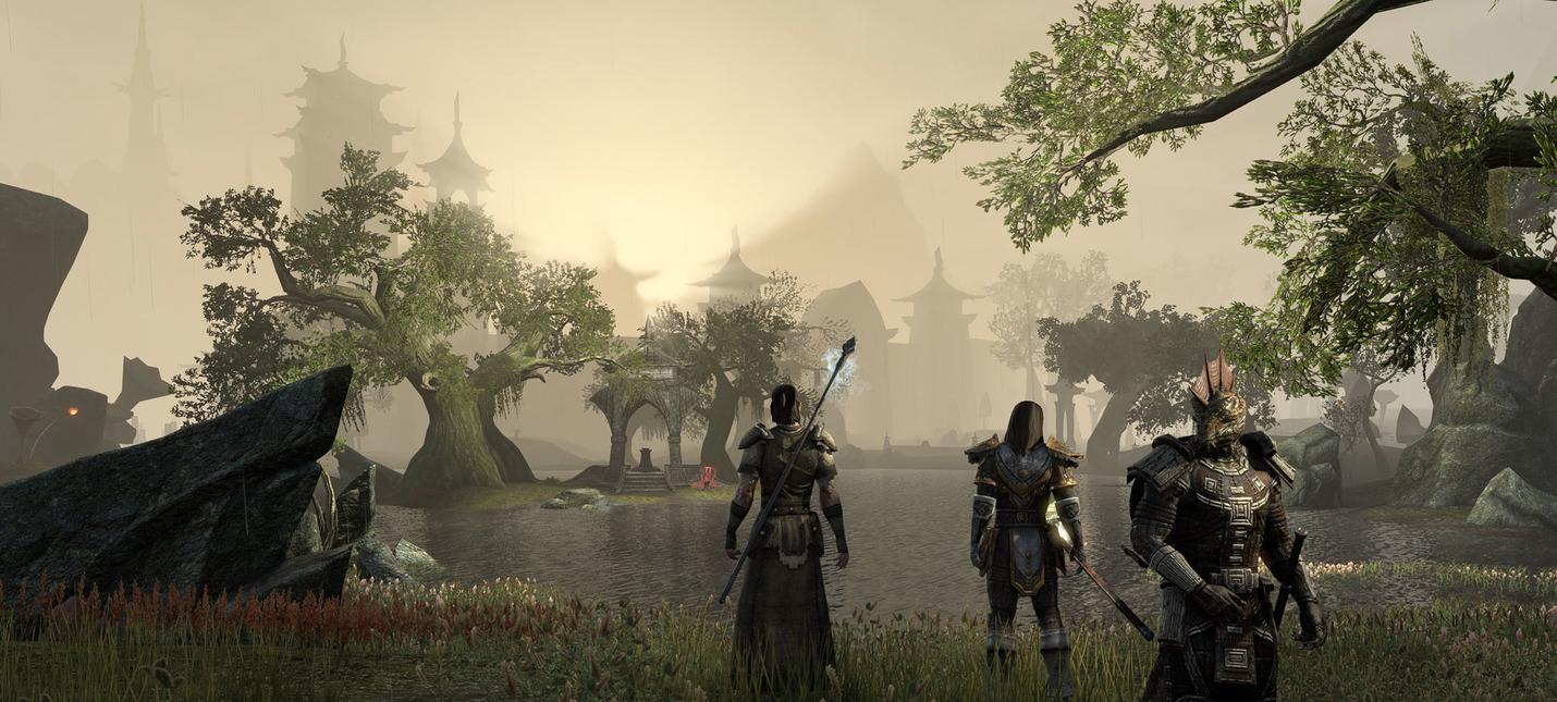 Разработчики TES Online поделились информацией о грядущем сюжетном дополнении и новом режиме