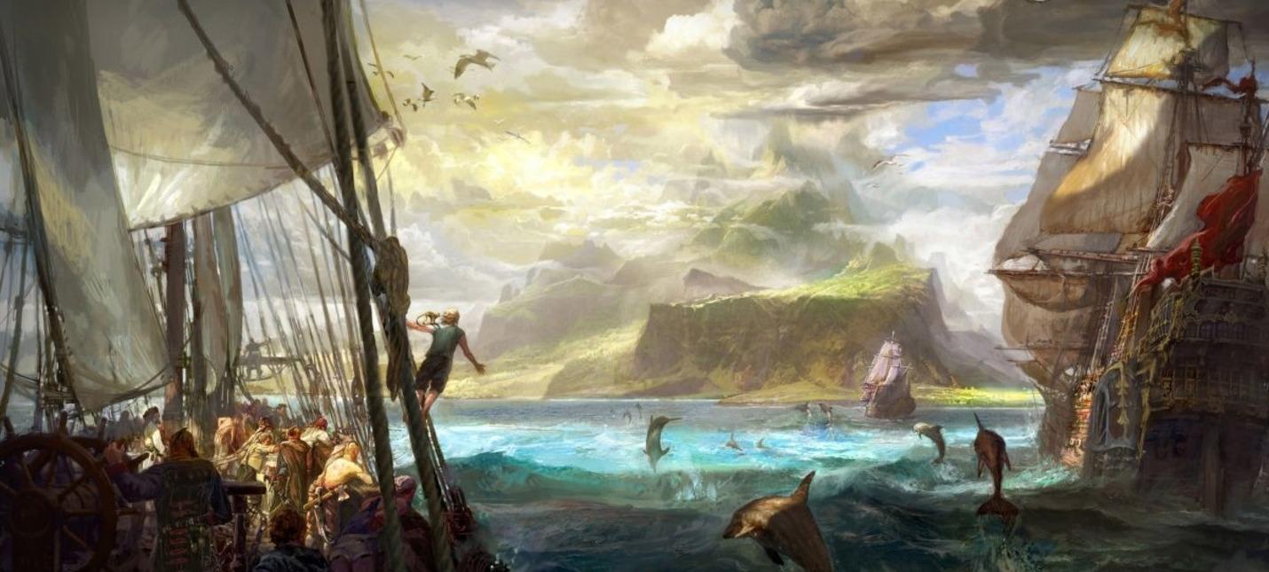 Геймплейный трейлер MMORPG Lost Ark