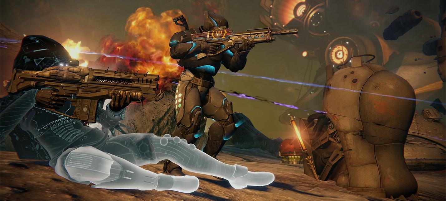Bungie и Sony пока не решили проблему вылетов Destiny 2 на PS4 Pro