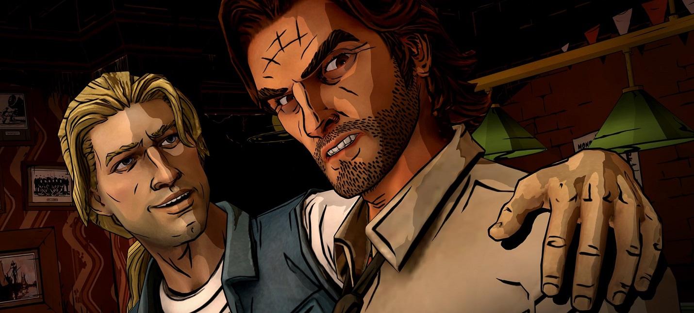 Пит Хоули станет новым CEO в Telltale Games