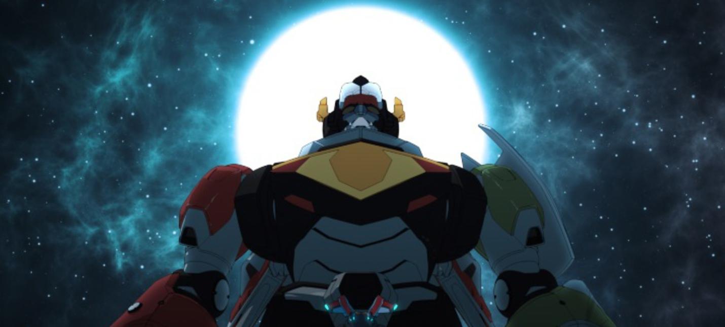 Трейлер четвертого сезона Voltron: Legendary Defender