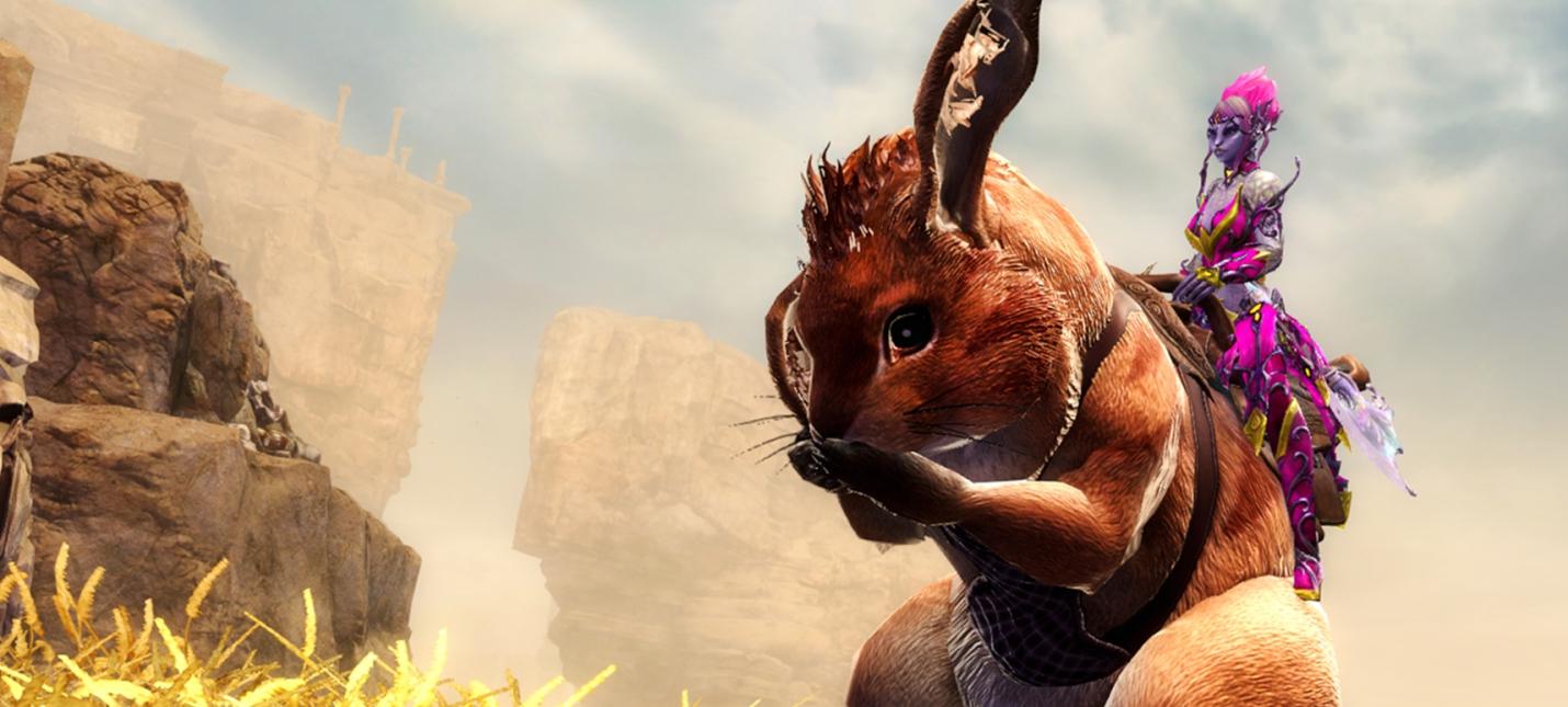 Релизный трейлер дополнения Guild Wars 2: Path of Fire