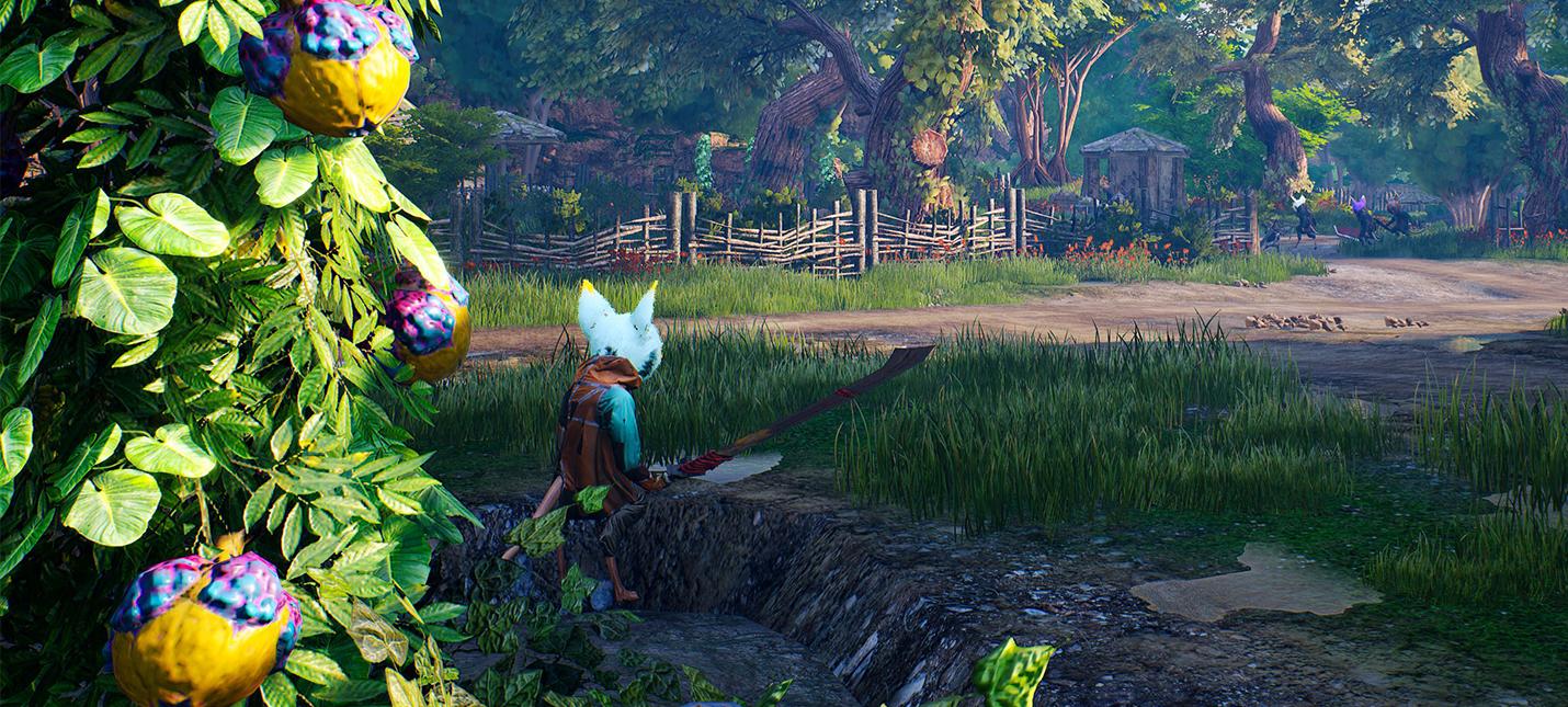 20 минут геймплея BioMutant на PS4
