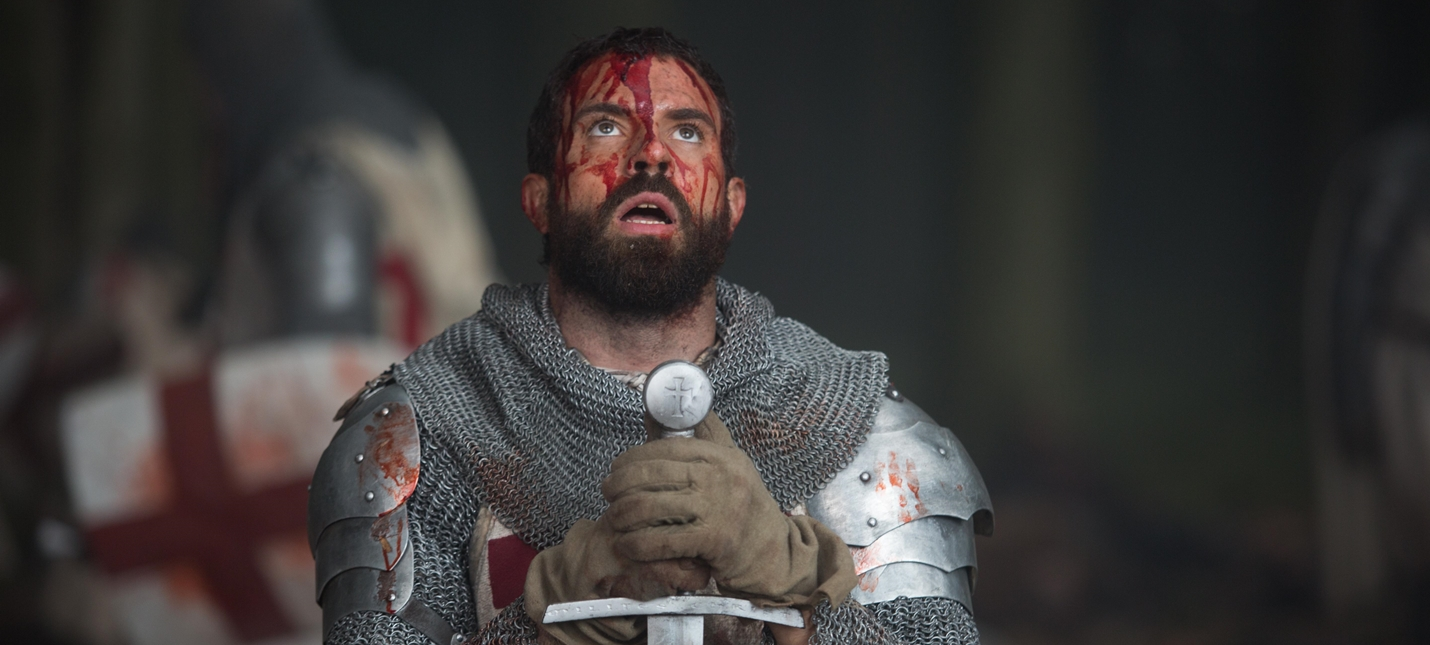 Исторический сериал Knightfall выйдет в декабре