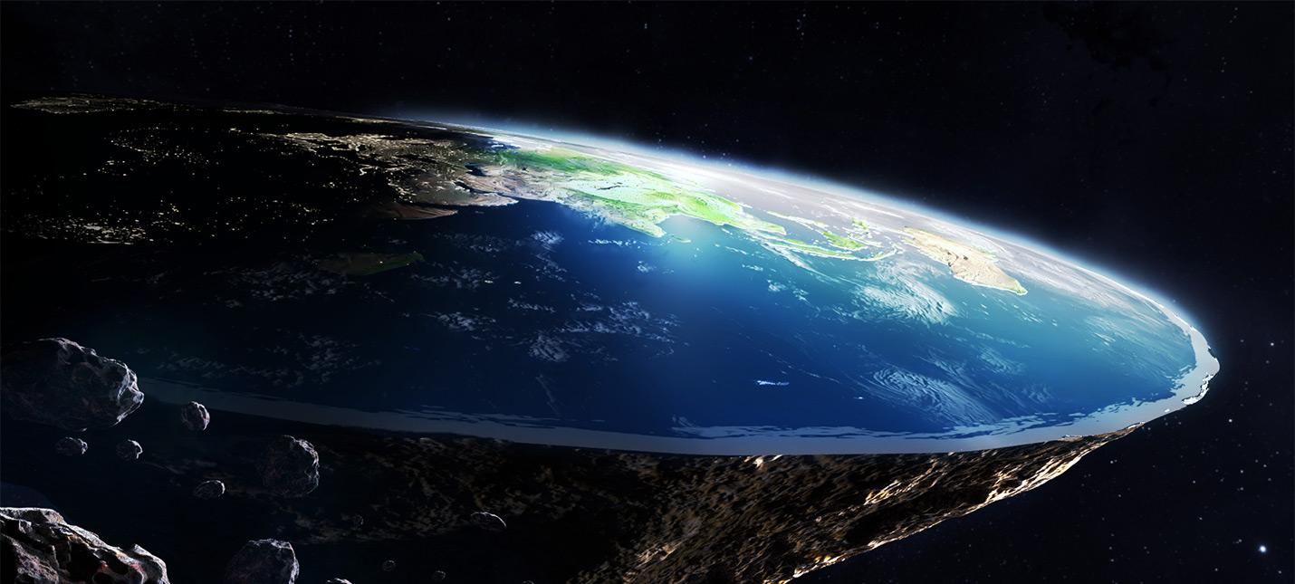 Рэпер собрал достаточно денег, чтобы доказать, что Земля круглая