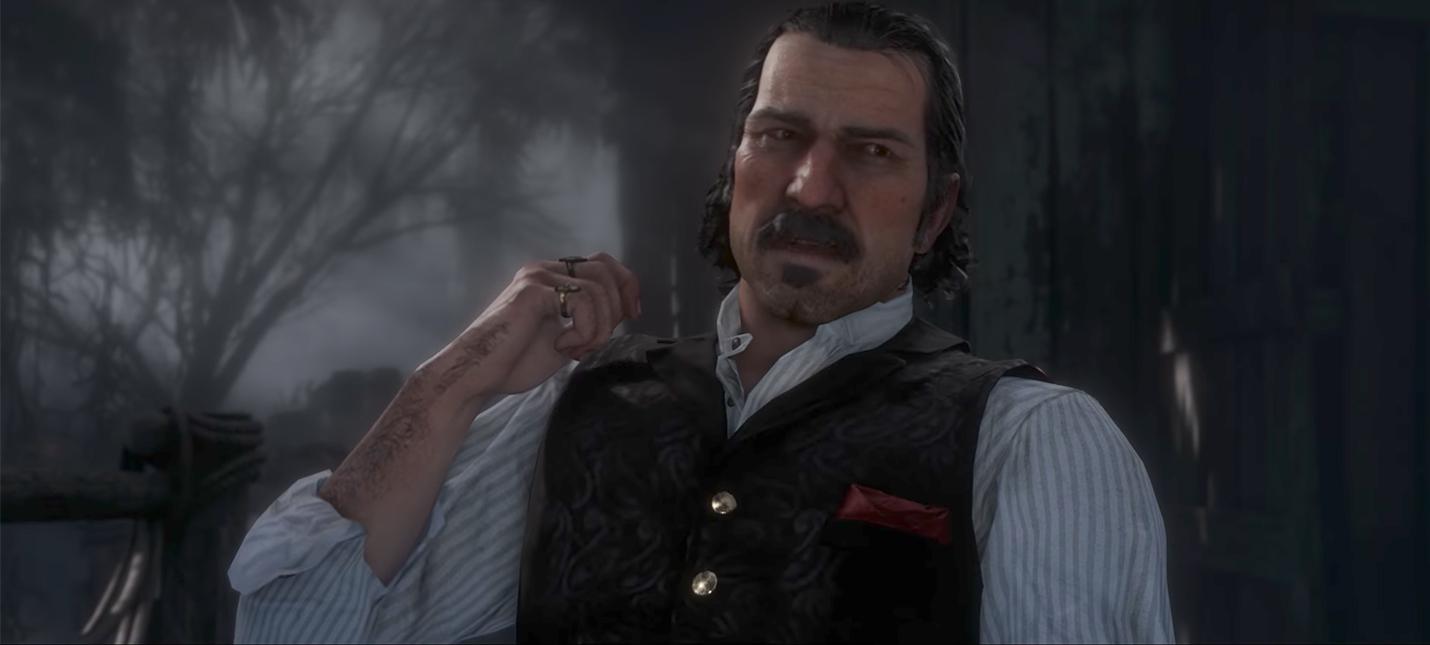 Второй трейлер Red Dead Redemption 2 подтвердил, что игра будет приквелом