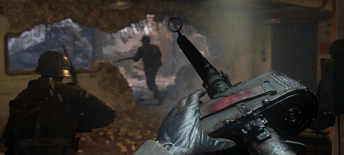 """Call of Duty: WWII получила возрастной рейтинг """"М"""""""
