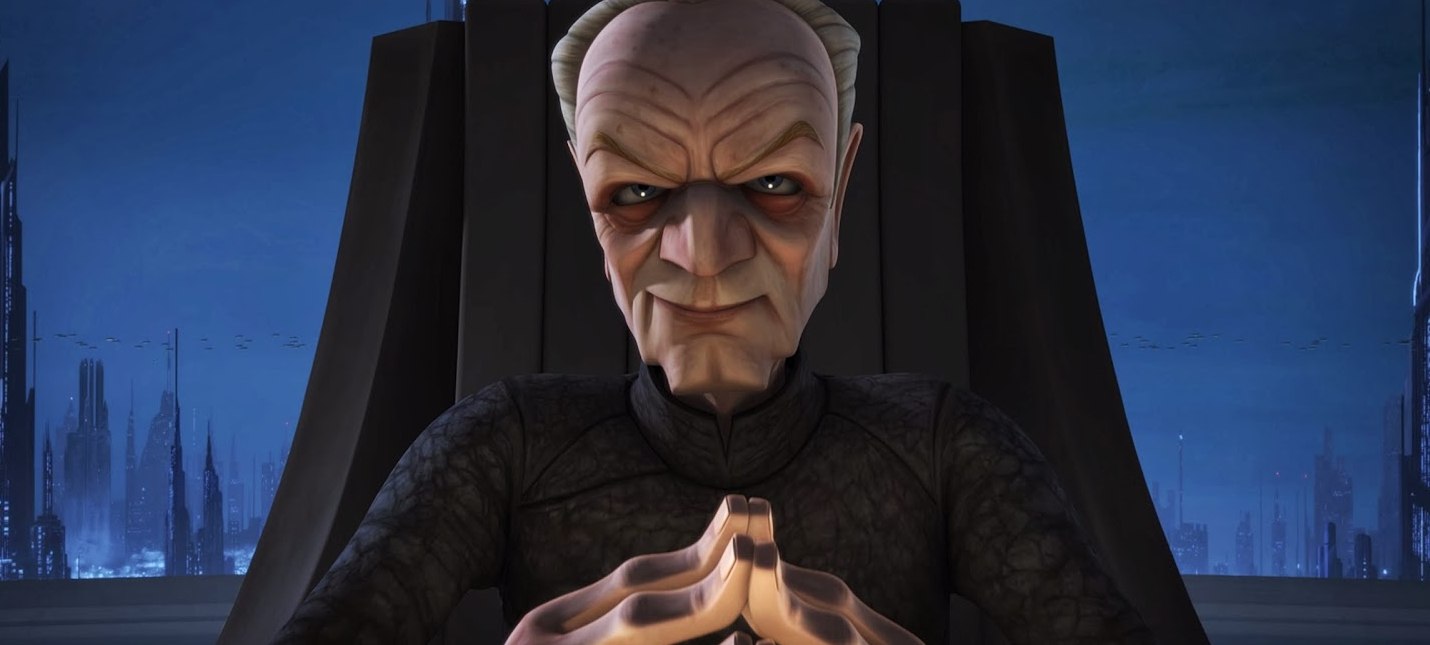 Палпатин не появится в финальном сезоне Star Wars Rebels