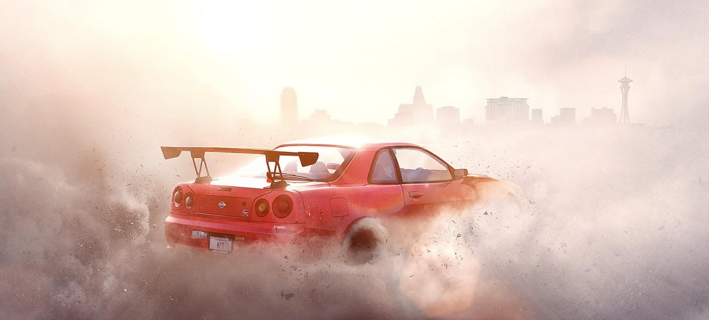 Сюжетный трейлер Need For Speed Payback