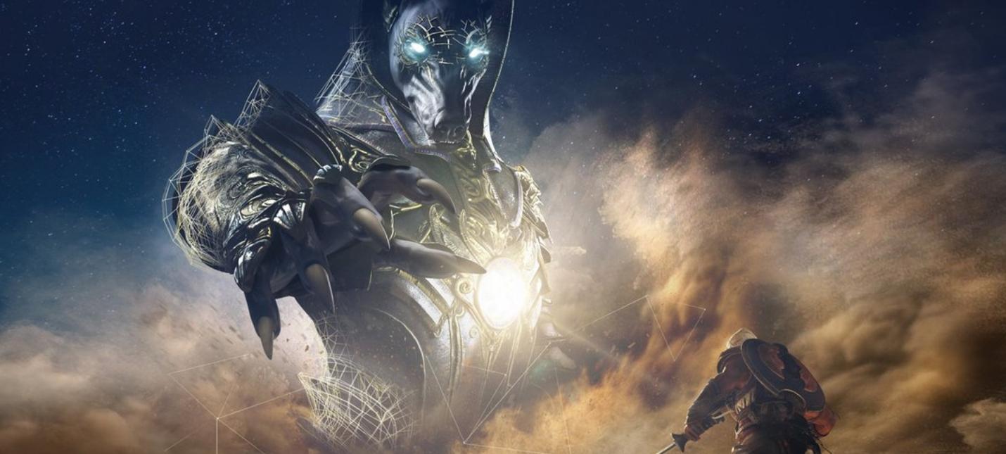 Новый трейлер Assassin's Creed Origins посвящен фигуркам и репликам