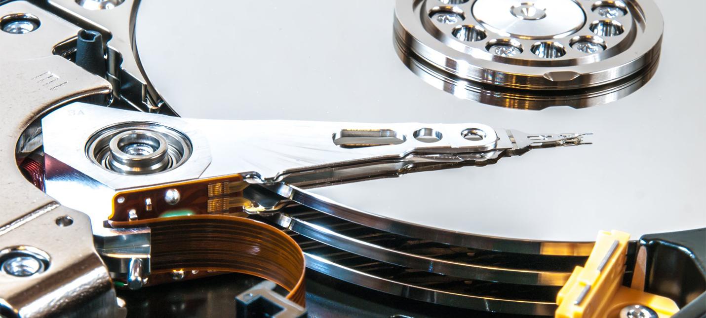Микроволновые технологии позволят создавать жесткие диски на 40 Тб