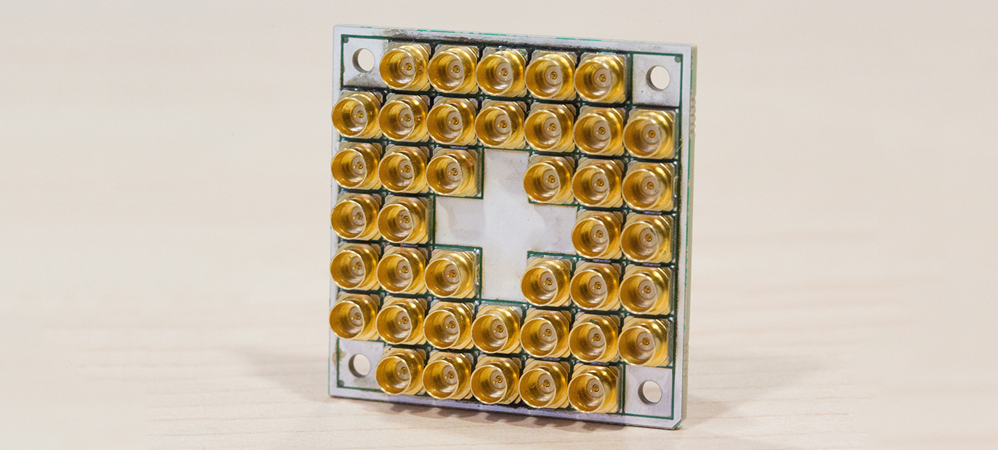 Intel создала 17-кубитный сверхпроводящий чип