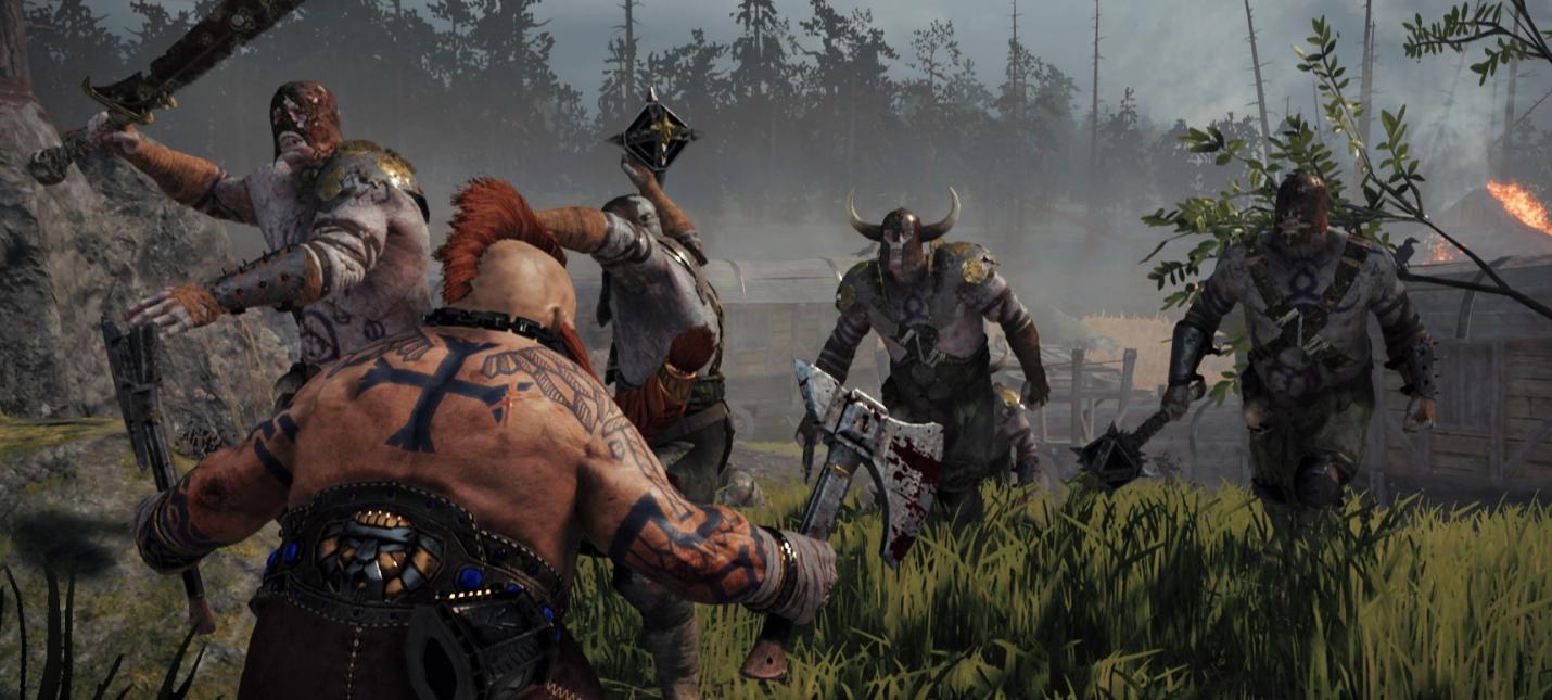 Объявлена дата выхода и первые подробности Warhammer: Vermintide 2