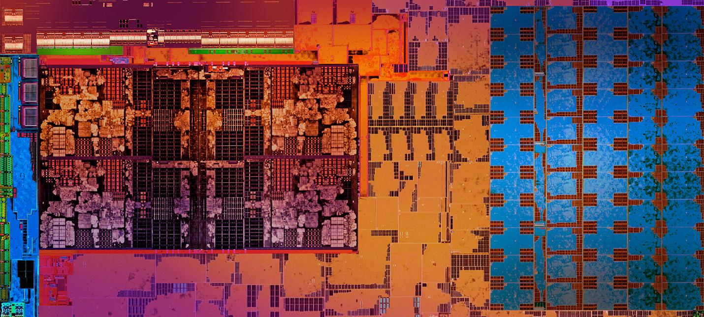 Новые мобильные чипы AMD бросают серьезный вызов Intel