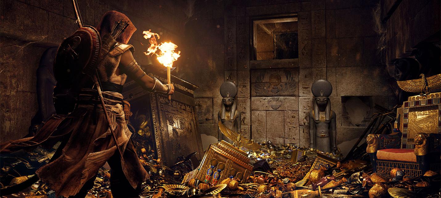 Гайд Assassin's Creed Origins: где найти и как решить 25 папирусов для получения лучшего лута