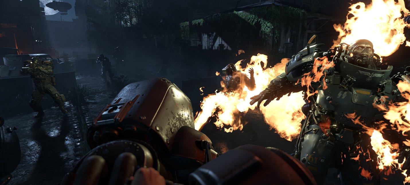 Патч для Wolfenstein II: The New Colossus помогает владельцам AMD