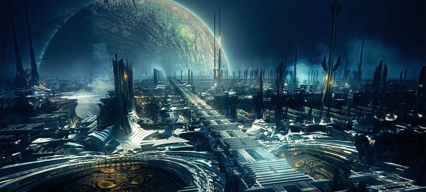 Этот захватывающий sci-fi фильм создан при помощи рандомной генерации
