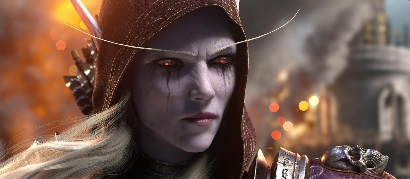 Трейлер нового аддона для World of Warcraft — Battle for Azeroth
