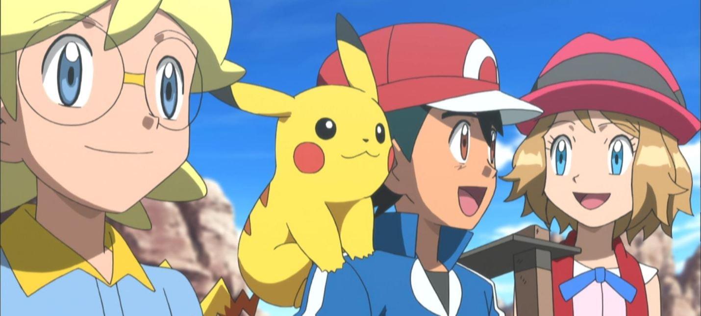 1000-ый эпизод  Pokemon выйдет на этой неделе
