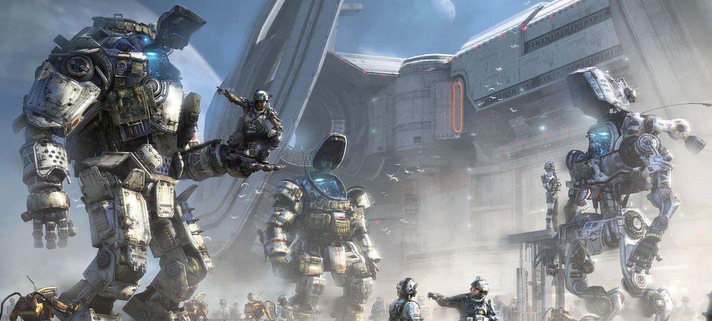 Сравнение Titanfall 2 на Xbox One X и PS4 Pro