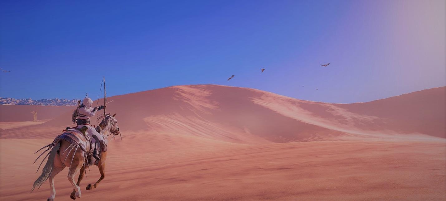 Трейлер испытаний Trials of the Gods для Assassin's Creed Origins