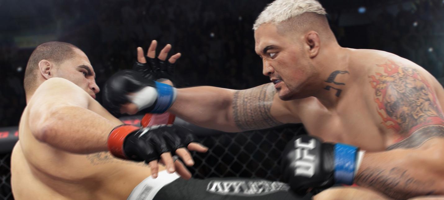 Новый трейлер EA Sports UFC 3 демонстрирует улучшенную технологию движения