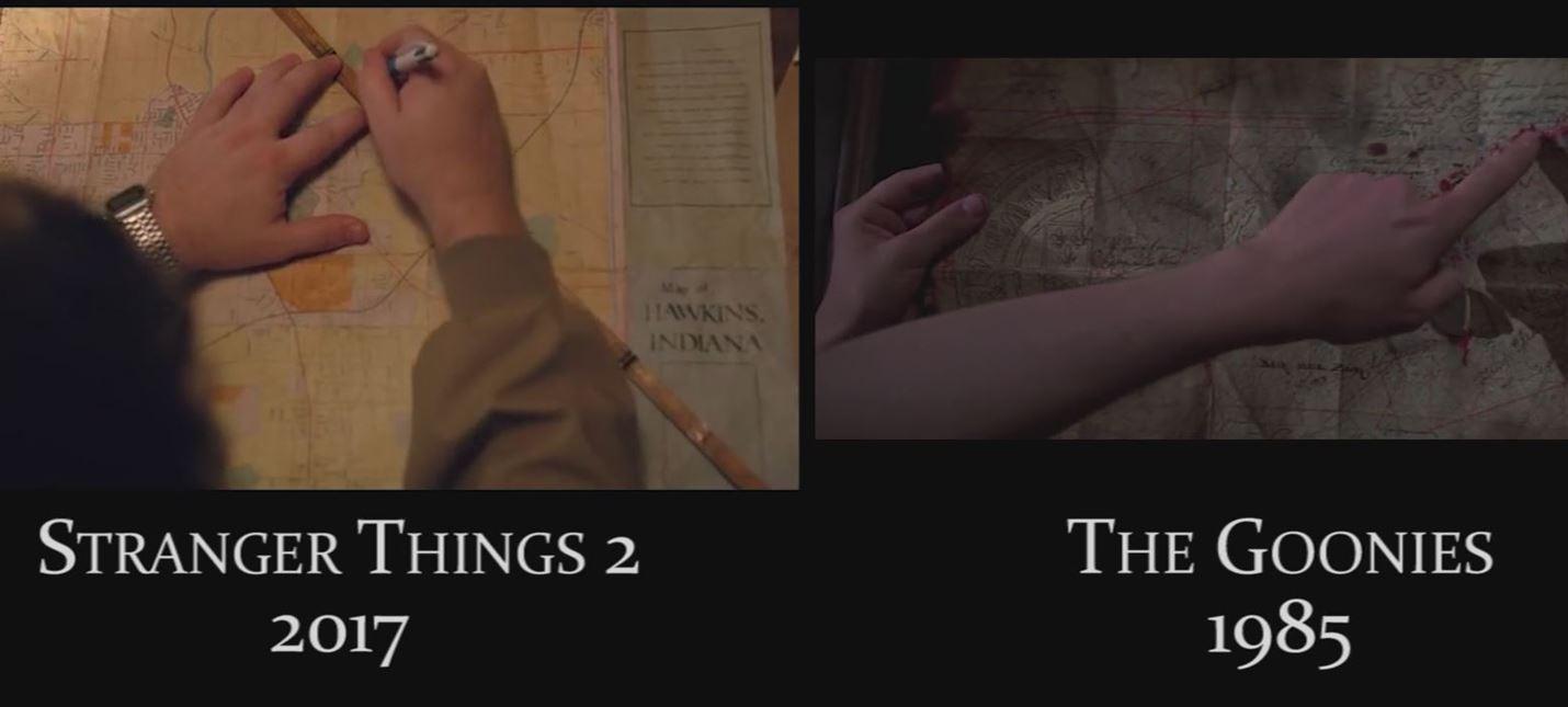 Яркие отсылки второго сезона Stranger Things