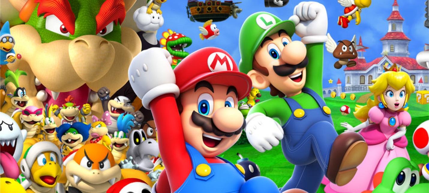 Nintendo и Universal обсуждают анимационный фильм Mario Bros.