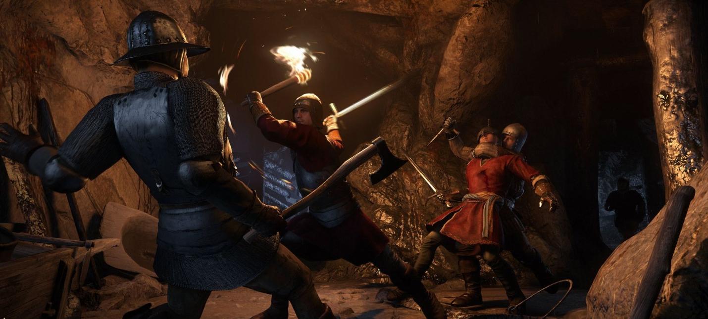 Новый геймплей Kingdom Come: Deliverance с разными способами прохождения