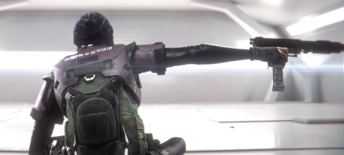 Тизер нового оперативника Rainbow Six Siege — Dokkaebi