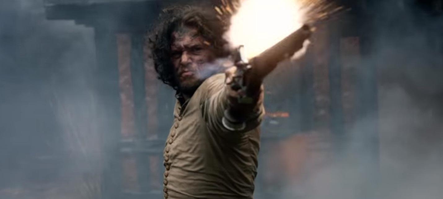 Пороховой заговор в новом трейлере сериала Gunpowder