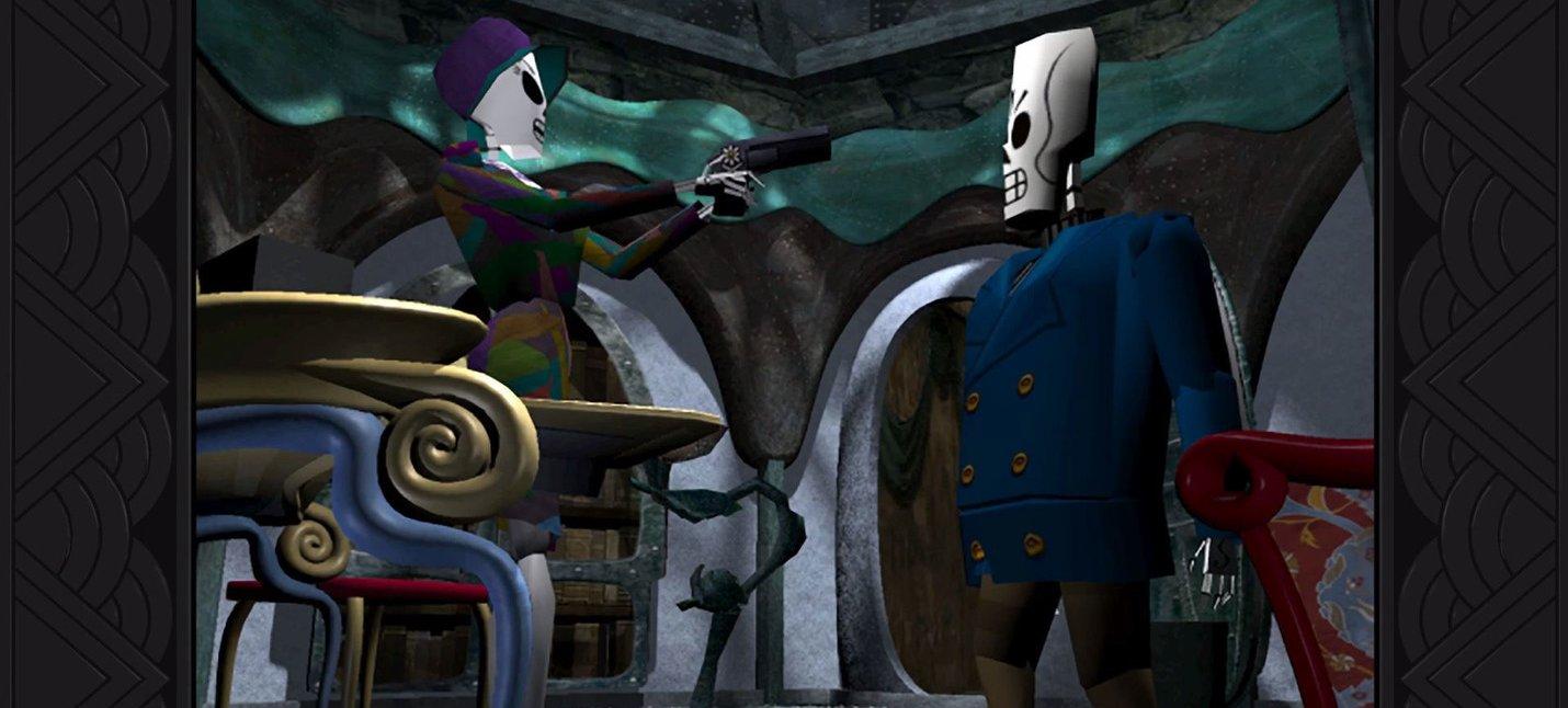 GOG устроил распродажу игр студии Double Fine