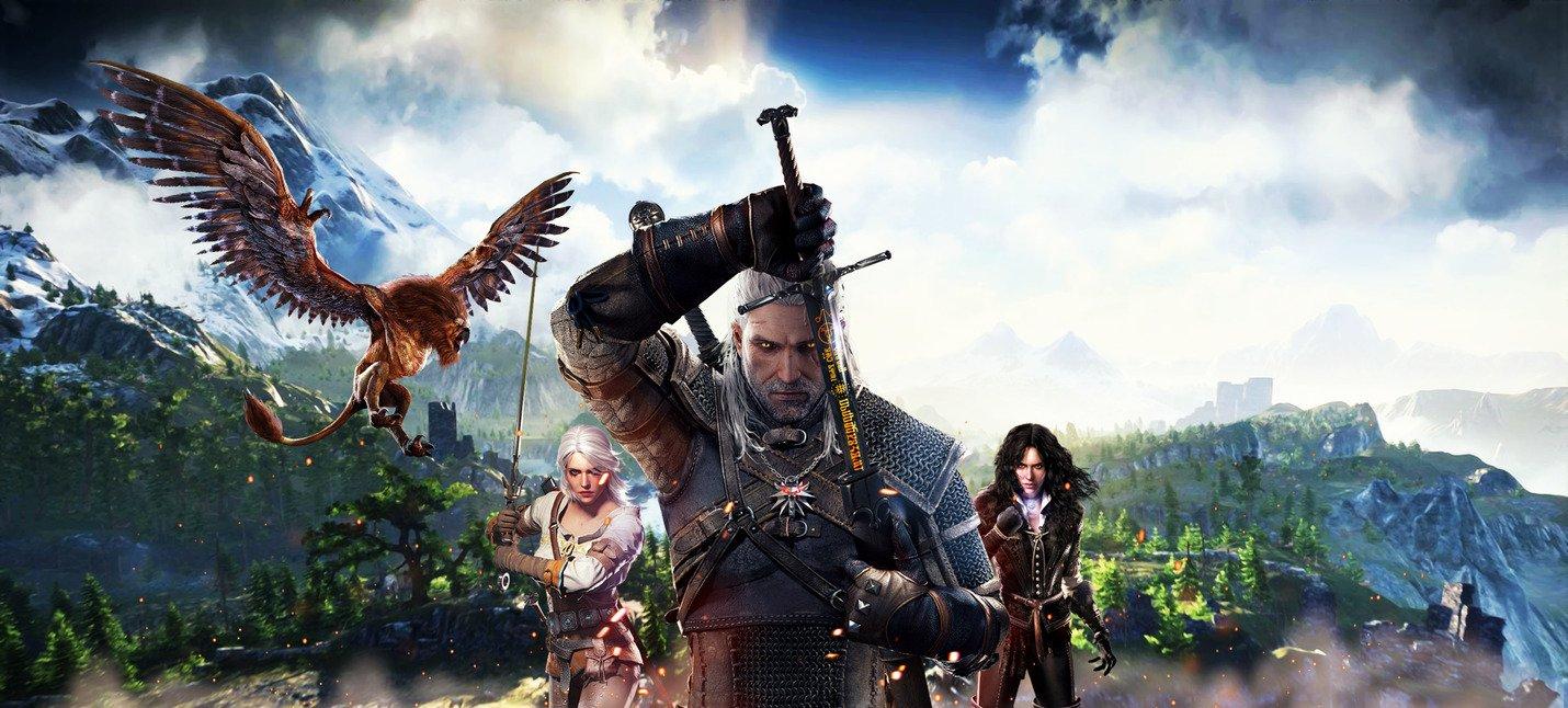 Совершенно новый геймплей в крутом моде The Witcher 3 Enhanced Edition