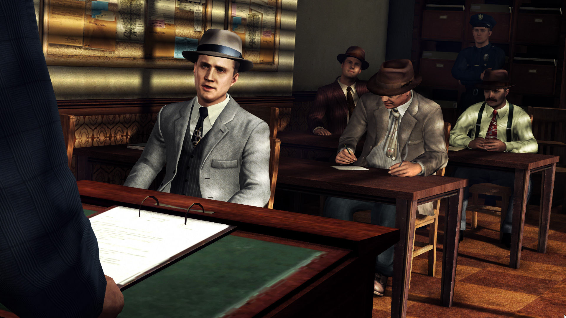 Виски, шляпа, револьвер: обзор L.A. Noire Remastered