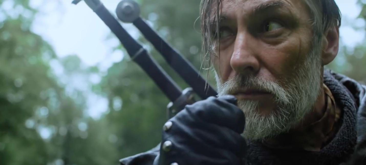 Тизер нового фанатского фильма The Witcher