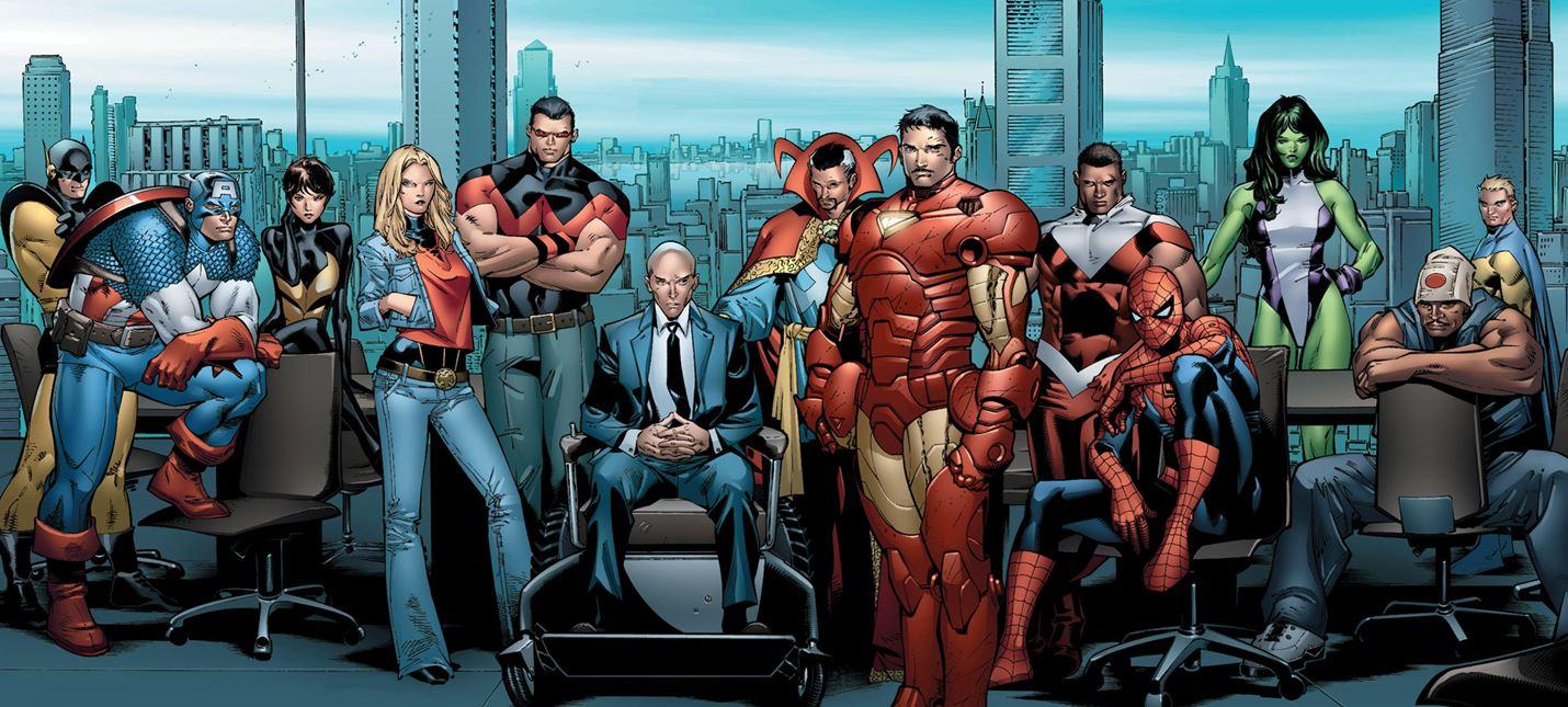 У Marvel Studios есть права на 7000 персонажей комиксов