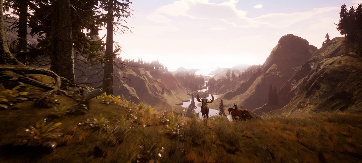 Релизный трейлер дополнения The Forsaken Crypts для  Citadel: Forged With Fire