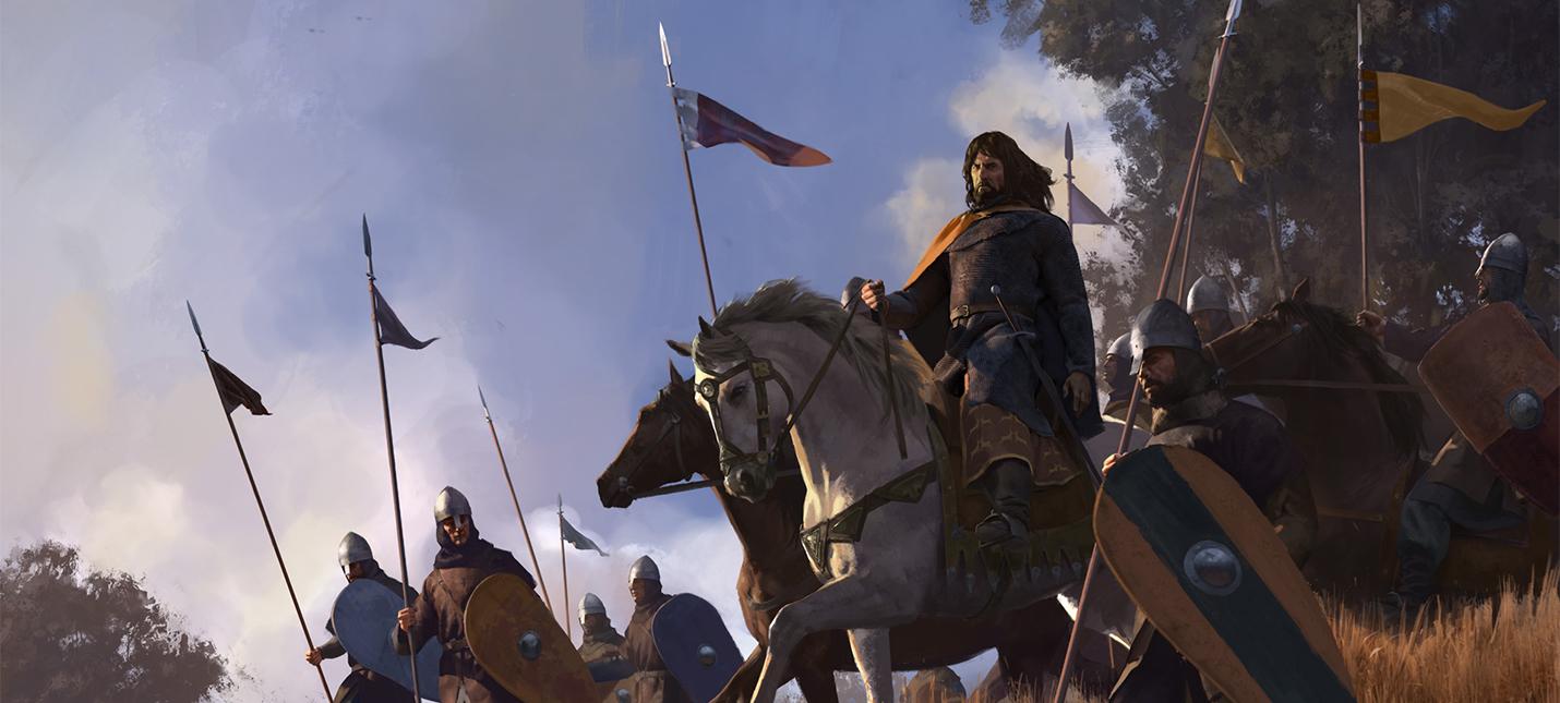 Новые подробности фракций Mount & Blade 2: Bannerlord — Вландия