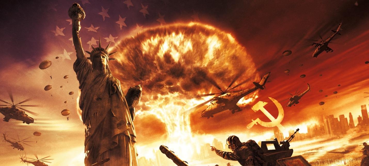 Бесплатная раздача World in Conflict от Ubisoft