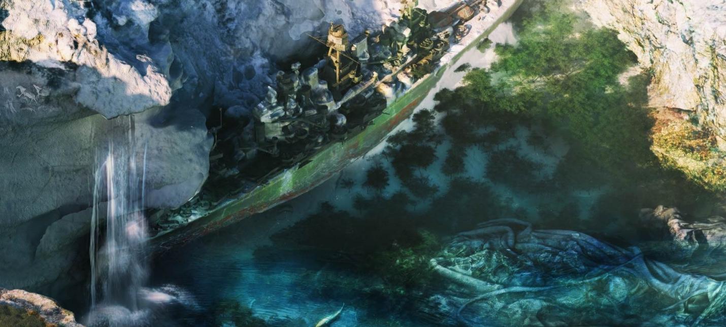 Новый геймплей изометрической адвенчуры Beautiful Desolation