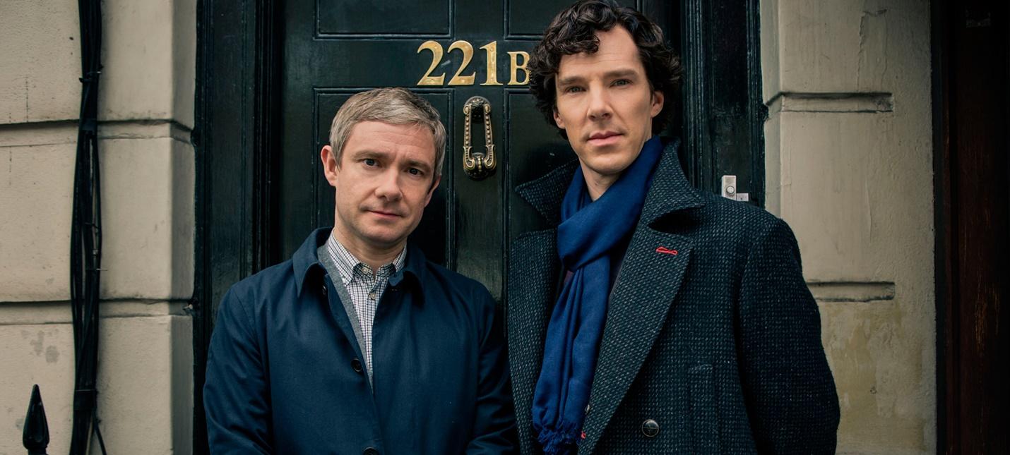 "Стивен Моффат не исключает возвращение ""Шерлока"""