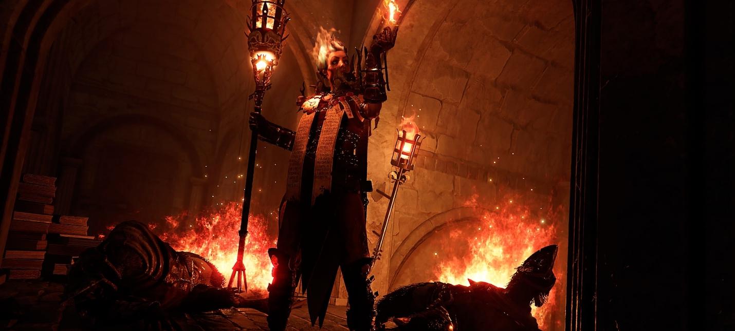 Подклассы огненного мага на новых скриншотах Warhammer: Vermintide 2